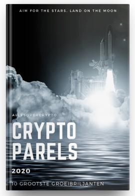 Op deze foto zie je een bonus crypto portfolio uit de crypto masterclass