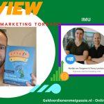 De Online Marketing Tornado Review van IMU + Ervaringen (2021)