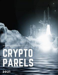 Op deze foto zie je de Crypto Portfolio van Patrick Suiker en Derek Westra