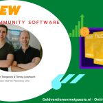 Huddle Review van Internet Marketing Universiteit (IMU) - Community Software (2021)