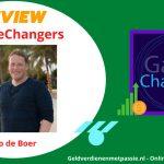 GameChangers Review van Eelco de Boer + Ervaringen (2021)