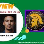 The Millionaires Club Review (2021) Vasco Rouw & Boef + Ervaringen en Kortingscode
