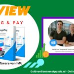 Plug & Pay Review (2021) - Ultieme betaalsoftware van IMU? (Tonny Loorbach) + Mijn Ervaringen