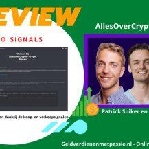 Crypto Signals Review van AllesOverCrypto (patrick Suiker en Derek Westra) + Ervaringen (2021)