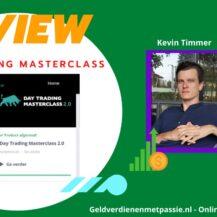 Day Trading Masterclass 2.0 Review van Kevin Timmer + Ervaringen (2021)